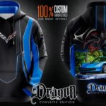 corvette edition hoodie
